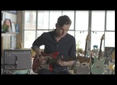 Patrick Droney Demos the Fender Offset Mustang 90
