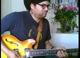Tone test: Gibson 339 - Barber direct drive - HBE PowerScreamer