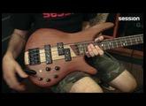 Ibanez SR750 NTF E-Bass-Review von session