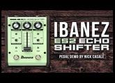 Ibanez ES-2 Echo Shifter Analog Delay / Pedal Demo by Nick Casale