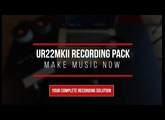 UR22mkII Recording Pack