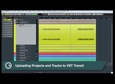 Cubase Quick Tips - Uploading Tracks and Projects to VST Transit