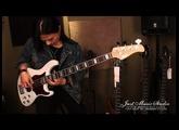 [ Justms ] Cort 全新系列示範影片【 GB74 Bass Demo 】限量發售!