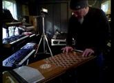 Jordan Rudess and the Harpejji