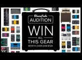 BLUESCUBE AUDITION COMPETITION – European Edition