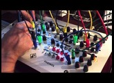 PHENOL - patchable analog synth (test 01)