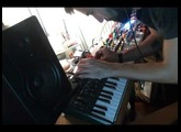 """Worst Jam Series #0001"" ( Phenol & Microbrute & Volca Beats )"