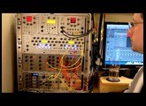 Synth Demo 1 - Eurorack and Pattern Generator