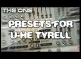 THE ONE: 80s Patches - 30 FREE U-He Tyrell Presets