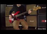 Tokai Jazz Sound Bass 1980's Japan Demo