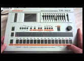 Roland TR-707 Rhythm Composer (1985)