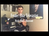 Fender Elite Telecaster Review