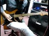Fender Lead II   Metallica short cover