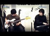 Squier 베이스 Classic Vibe Jazz Bass 60s