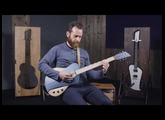 SAUVAGE GUITARS - OPM III - Funk over the jungle