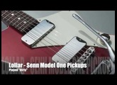 Lollar Senn Model One Pickups - Dirty