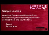 Kurzweil Forte SE V2.00 Update