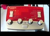 Alesis Bitrman w/expression pedal mod, ringmod, FM, decimator
