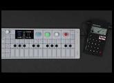 OP-1 tempo + sync settings