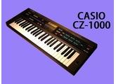 CASIO CZ-1000 Digital Synthesizer 1985 | DEMO