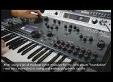 Testing the Modal Electronics 008 Analog Synthesizer