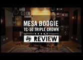 Mesa Boogie TC-50 Triple Crown Guitar Amp | Better Music