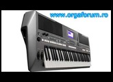 YAMAHA PSR S670 DEMO FACTORY unofficial by orgaforum.ro