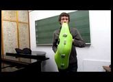 Vibes Sax Partner - Alto & Tenor Saxophone mute (Part IV)
