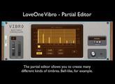 Vibro partial editor