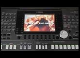 Yamaha PSR-S970  Demo Songs