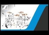 DrumMic'a - Virtuelles Instrument | Sennheiser