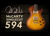 The PRS McCarty Singlecut 594 | PRS Guitars