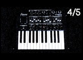 [4/5] Arturia MiniBrute TUTORIEL : Sections Controls & Vibrato / Brute Factor