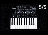 [5/5] Arturia MiniBrute TUTORIEL : Audio IN / Gate Source & CV Gate /MIDI/USB/MiniBrute Connection