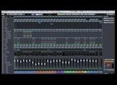 Cubase Pro 9 Mixer Enhancements and Mix History