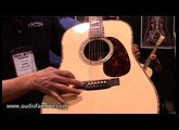 Martin D 45 Video Demo [NAMM 2011]