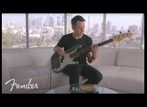 Sean Hurley On the Fender American Professional Precision Bass
