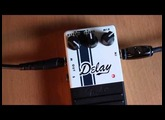 A Strings - Fender Competition Delay Pedal
