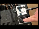 Fender Competition Series Chorus, Delay, Distortion and Drive pedals demo