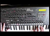 Korg MS2000B Ambient Synth Pads