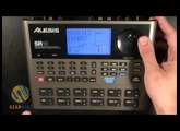 Alesis SR18: Switching Instrument Patches On The Fly