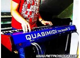 "Quasimidi The Raven Max  ""Backflash"""