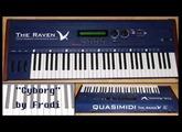 """Quasimidi [The Raven] Keyboard Demo - """"Cyborg"""""""