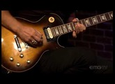 "Richie Faulkner plays ""Find The Feel"" live on EMGtv"