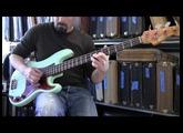 1964 Fender Precision Bass www.eddievegas.com Eddie Vegas Review