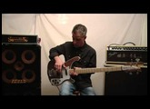 Rickenbacker 4003 Walnut Bass Demonstration/Review with Jonathan G