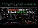 Roland AIRA FX TUTORIAL: 4-STEPS SEQ and TB-303 Emulation