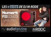Numark PT01 - TEST