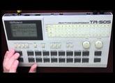 Roland TR-505 Drum Machine Patterns