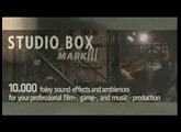 Best Service - Studio Box Mark III Trailer